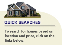 Quick Search for homes